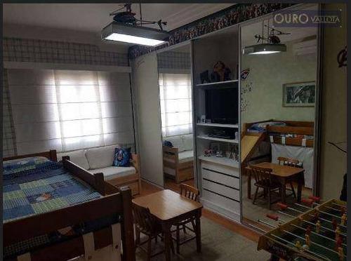 vendo casa de alto padrão - 3 dorm - 1 suíte master - 4vagas - com lazer particular - anália franco - so0493