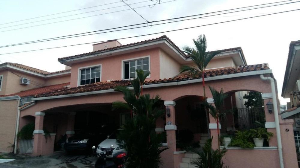 vendo casa de lujo en ph fuente del fresno, altos de panamá