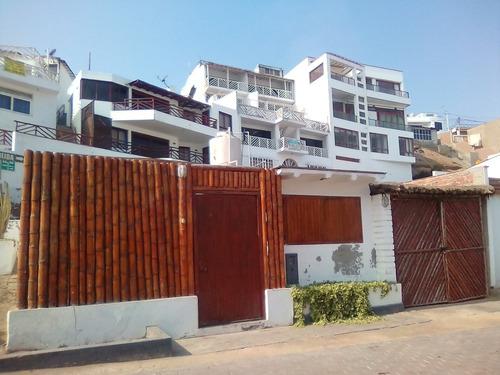 vendo casa de playa en pulpos,ubicada a pocos metros del mar