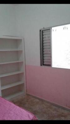 vendo casa em itanhaém sp 2 quartos terreno de meio lote