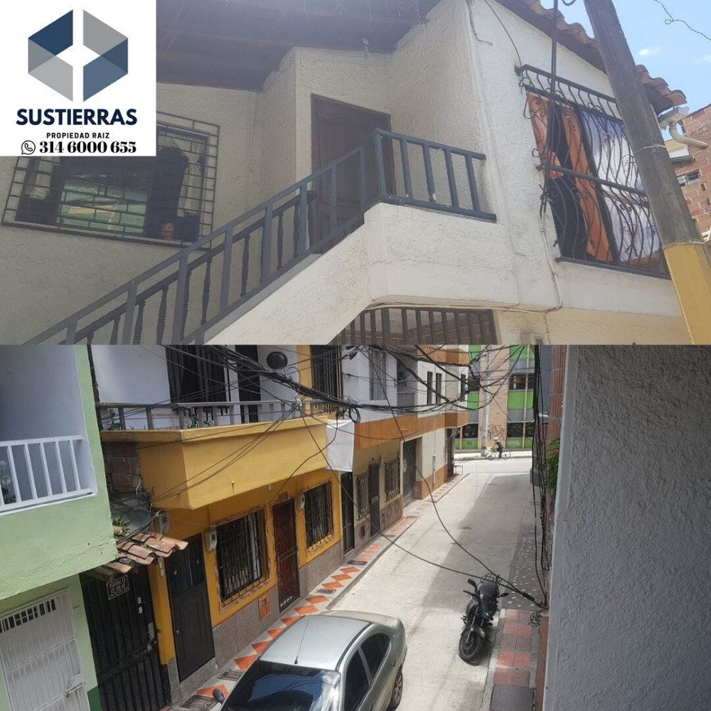 vendo #casa en caldas 5 hab- #grande barrio la #docena