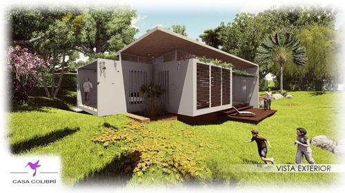vendo casa en condominio proyecto nuevo