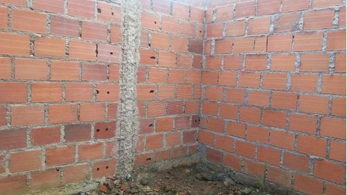 vendo casa en construcción en chinacota