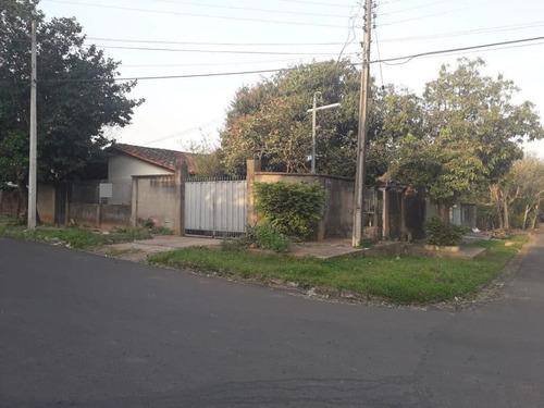 vendo casa en esquina en la ciudad de luque cod 2518