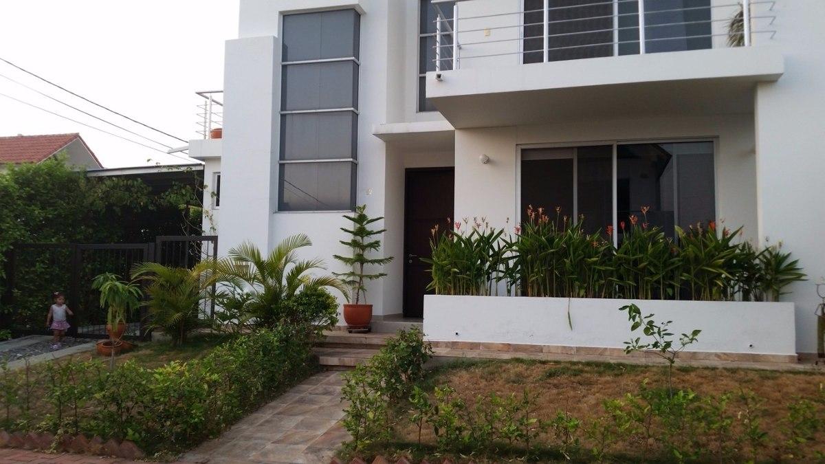 vendo casa en exclusivo condominio en anapoima