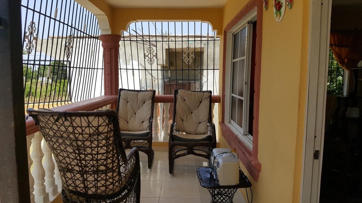 vendo casa en nigua