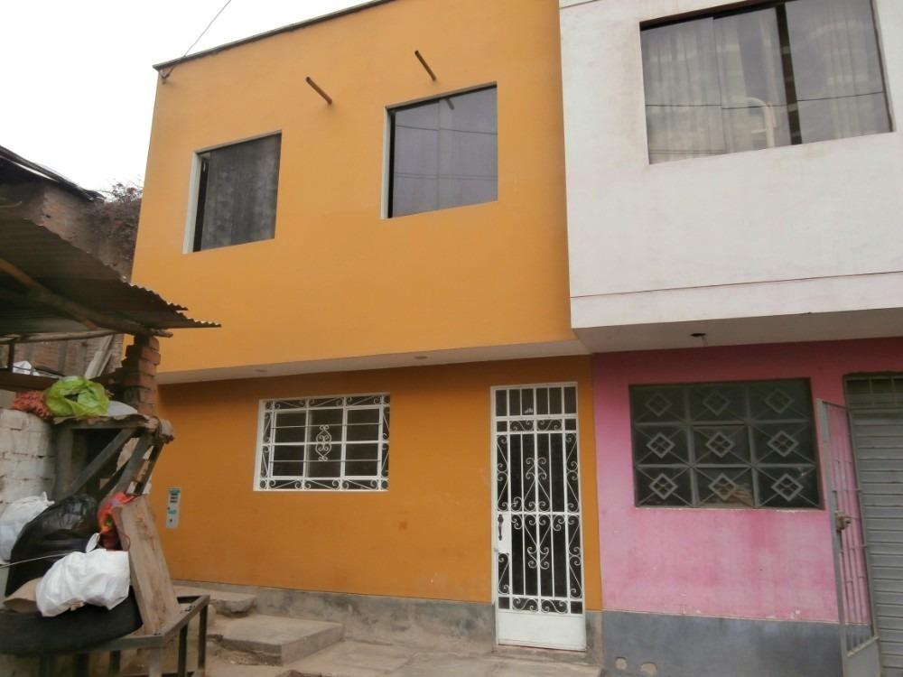 vendo casa en santa eulalia (2 pisos)