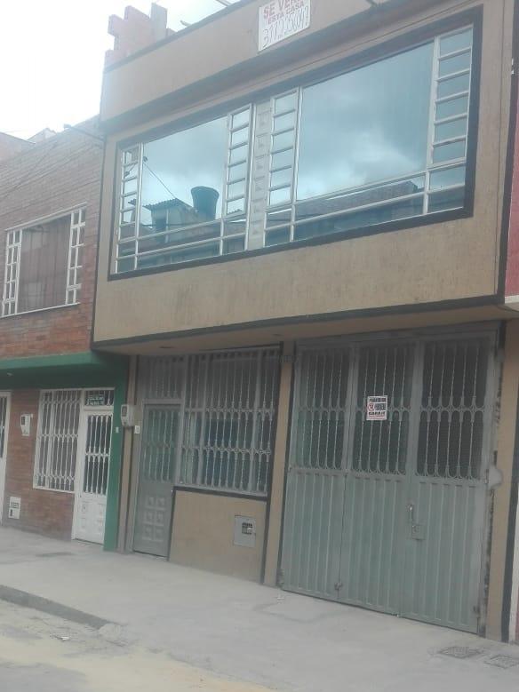 vendo casa en unir 1 dos pisos 2 apartamentos ind terminada.