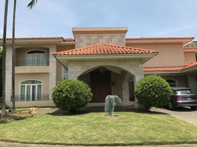 vendo casa espectacular en magnolias, costa del este 19-8030