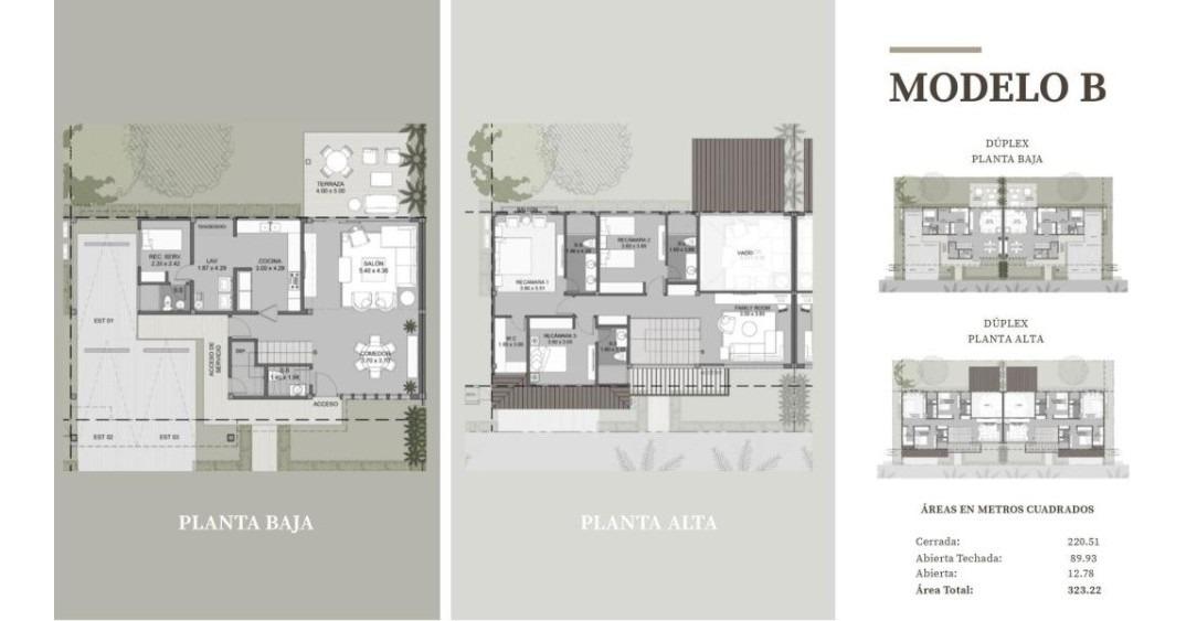 vendo casa espectacular en ph the woods, santa maría 20-5232