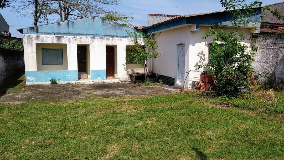vendo casa lado praia no palmeiras itanhaém litoral sul de