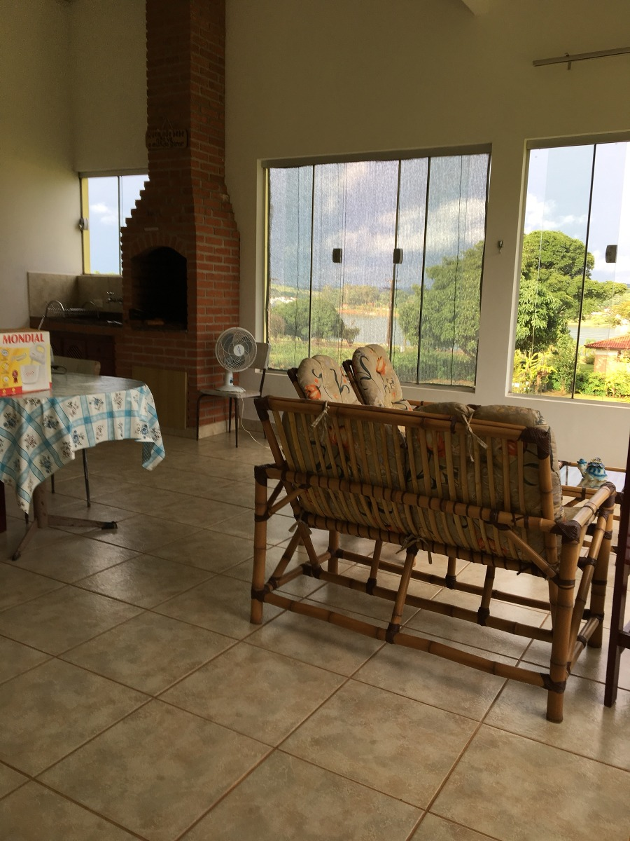 vendo casa linda de campo