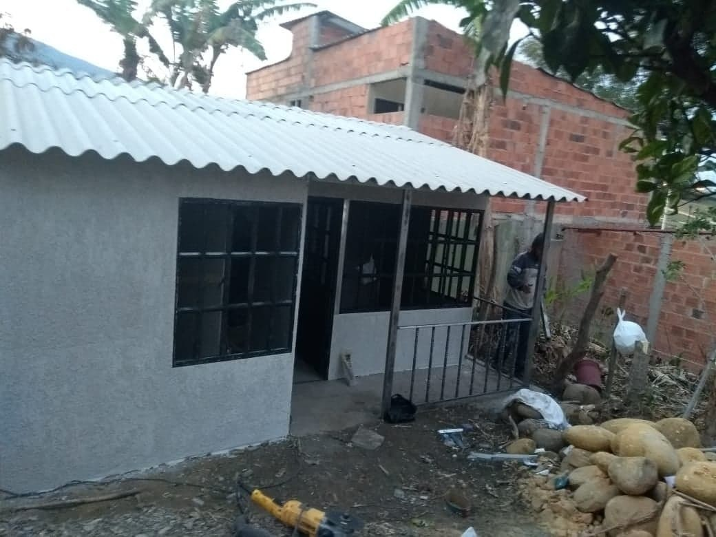 vendo casa lote en moniquira boyaca