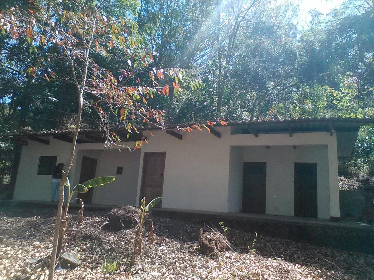 vendo casa lote en somondoco boyaca a 200mt del pueblo