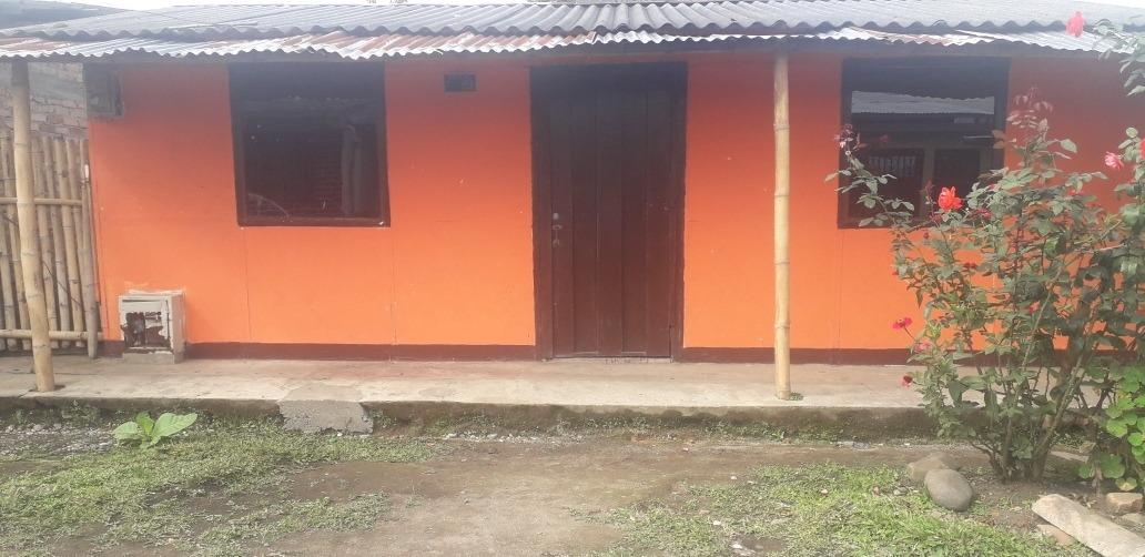 vendo casa lote en vereda julumito popayan