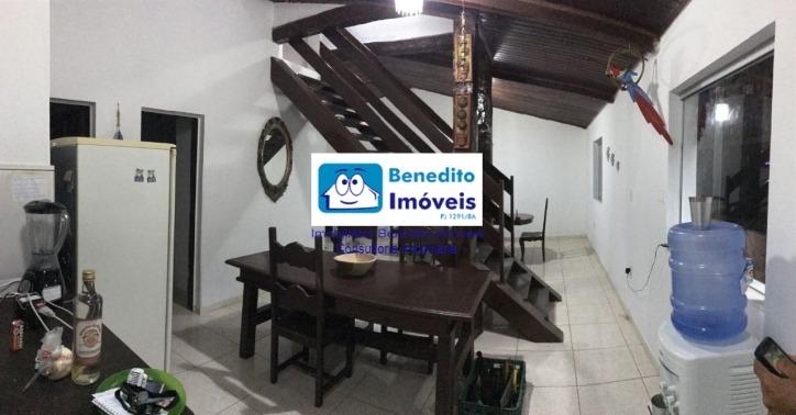 vendo casa mobiliada com renda de temporada em porto seguro - 1761