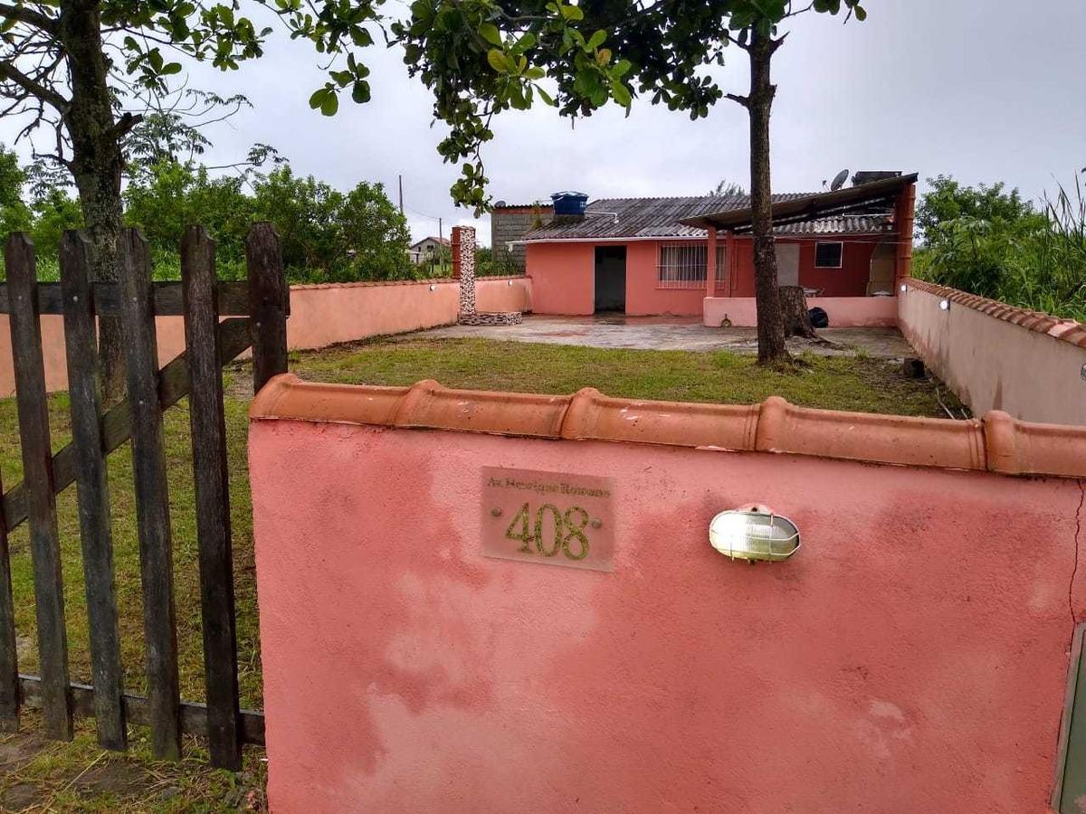 vendo casa na ilha comprida