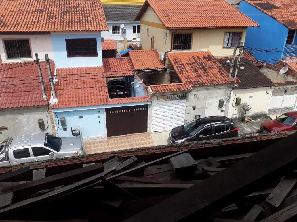 vendo casa no bairro carolina (campo grande - rj)