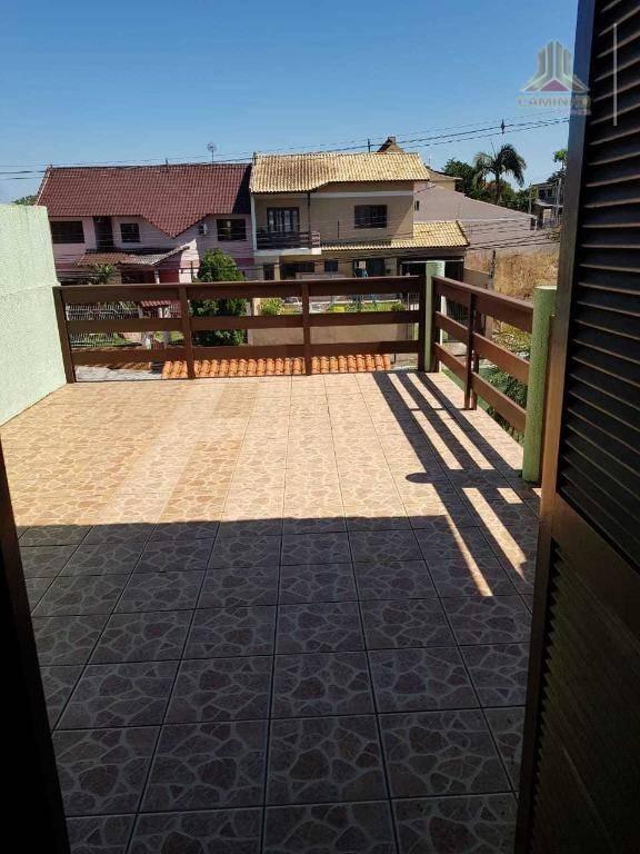 vendo casa no bairro igara em canoas rs - ca0515