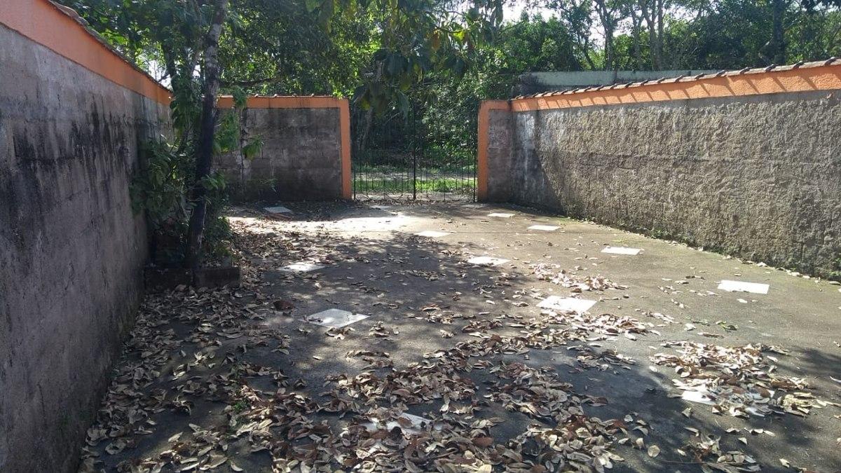 vendo casa no jardim palmeiras em itanhaém litoral sul  sp