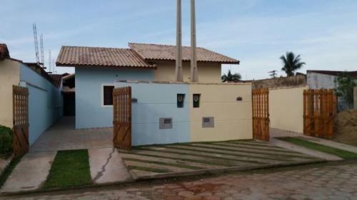 vendo casa nova próximo ao centro itanhaém litoral sul de sp