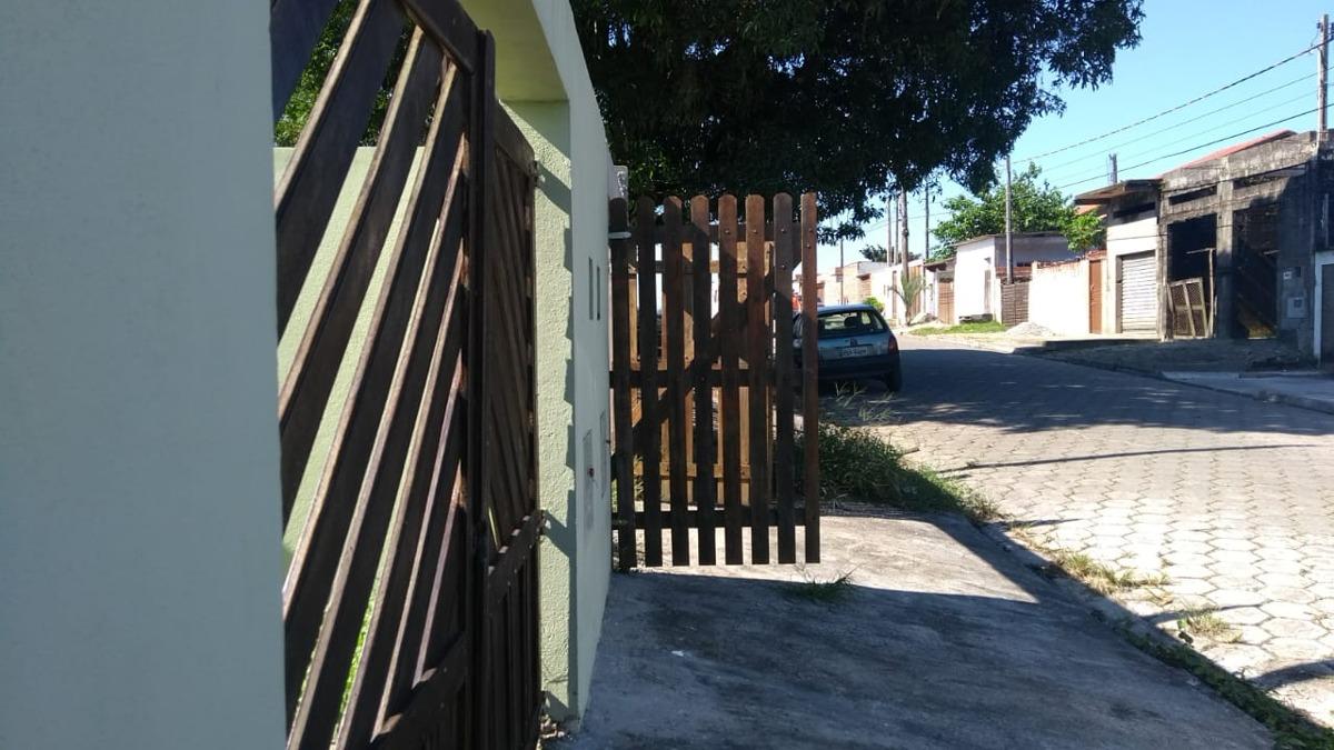 vendo casa nova umuarama lado serra itanhaém litoral sul sp