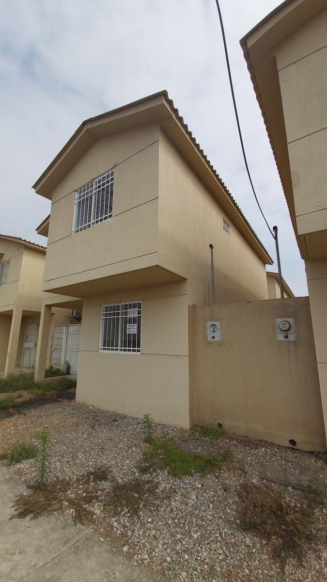 vendo casa nueva de dos plantas en villa bonita guayaquil