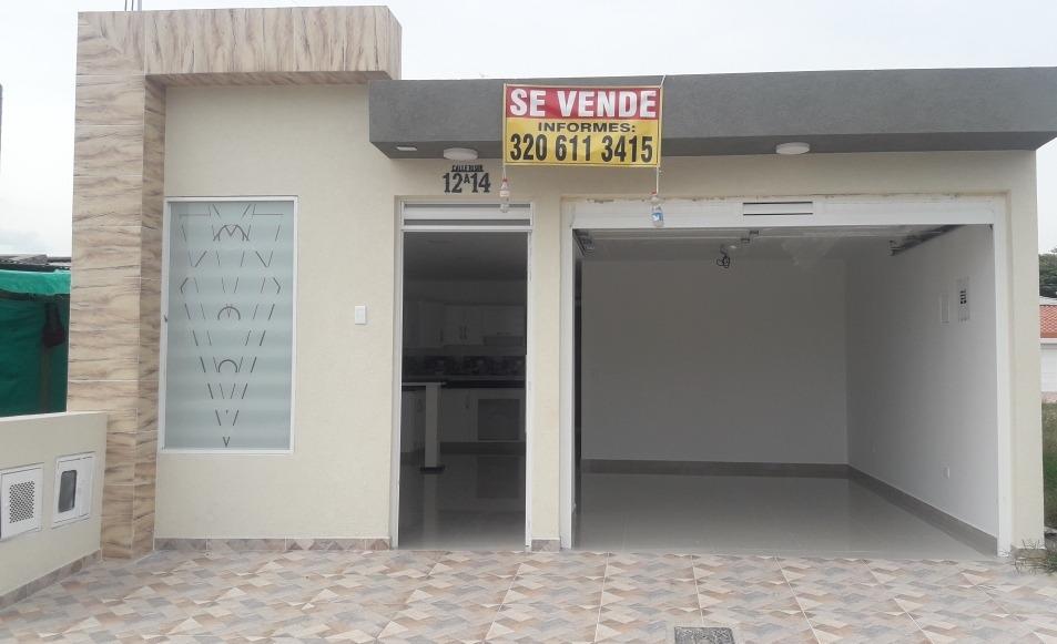 vendo casa para estrenar barrio la julia