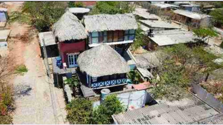 vendo casa  rentada contrato x 1 año  taganga-sta marta