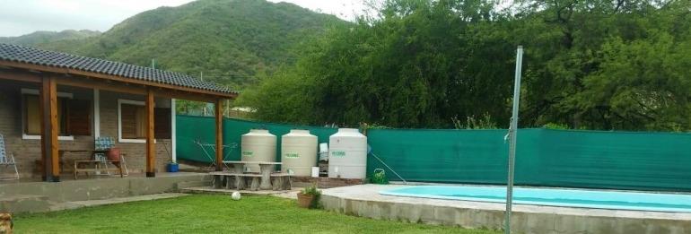 vendo casa san roque  punilla córdoba piscina