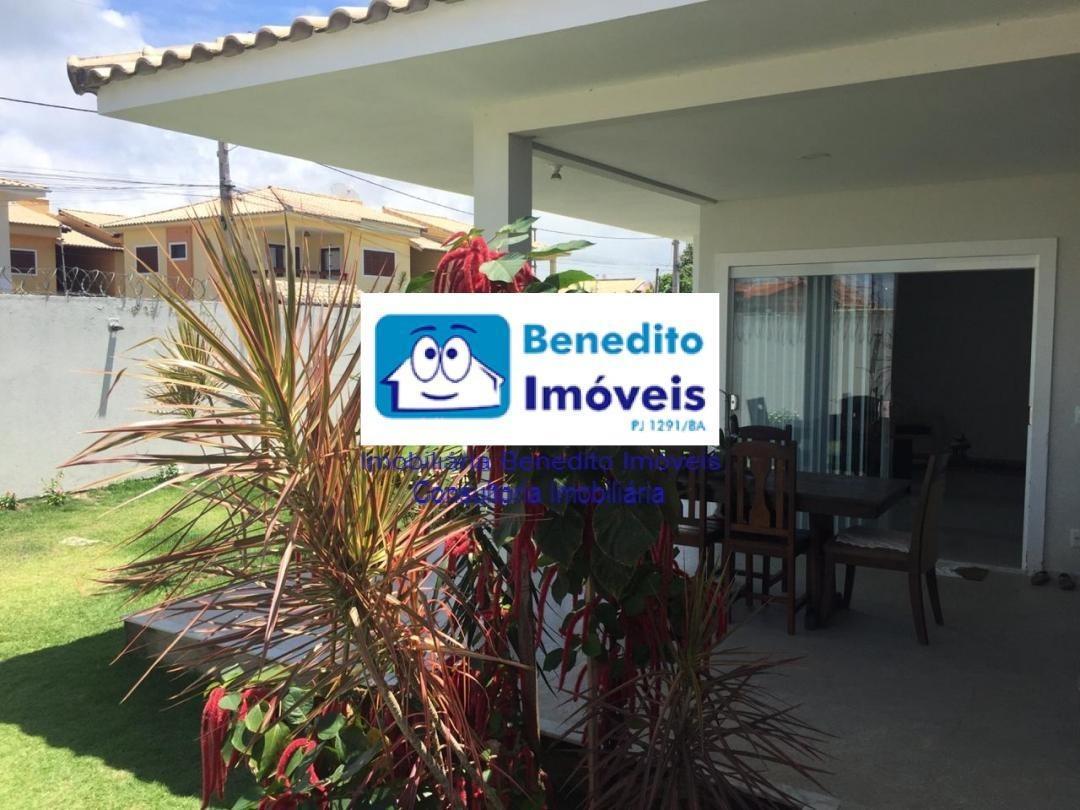 vendo casa terreá com 04 suítes próximo da praia r$750,000 - 1134