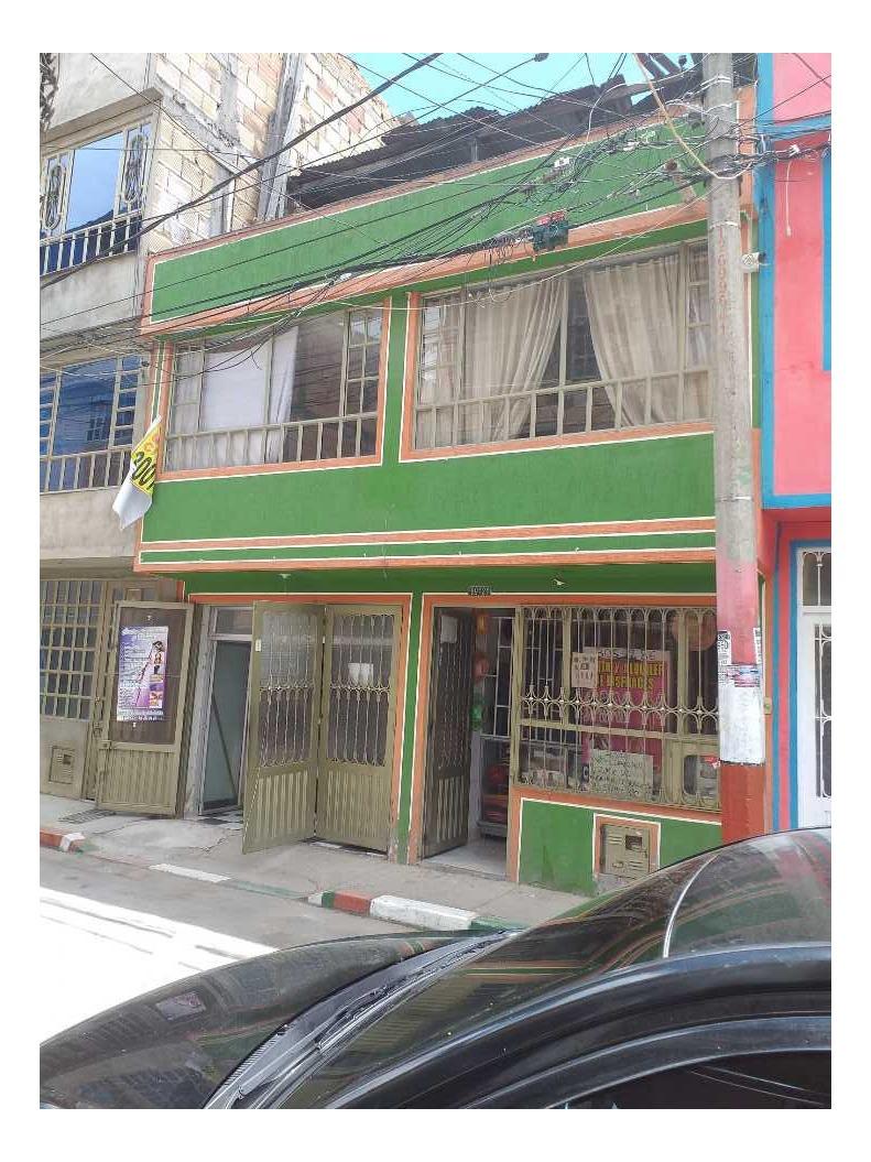 vendo casa y negocio acreditado confección 3 pisos