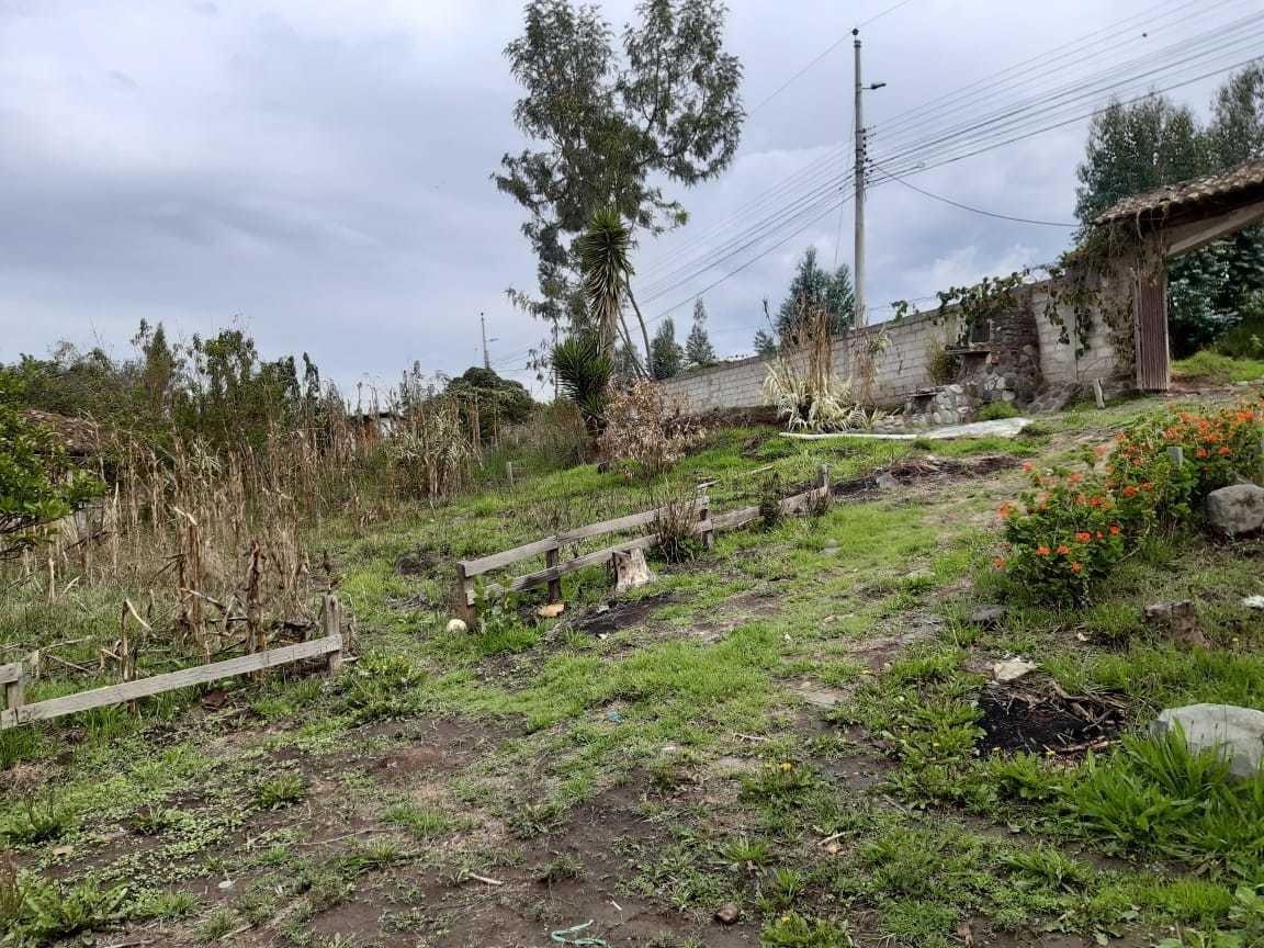 vendo casa y terreno proyecto quinta vacacional o agricula