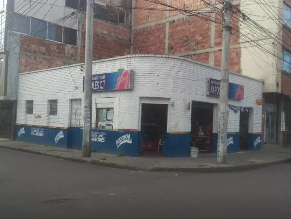 vendo casalote barrio san jose sur bogota