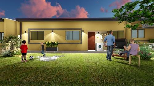 vendo casas tipo duplex en luque camino aregua cod 2530