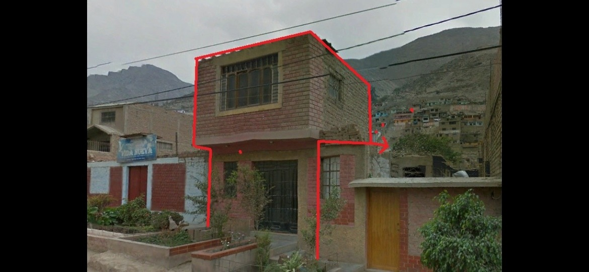 vendo casa/terreno, chosica