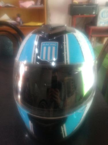 vendo casco de racing