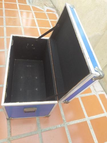 vendo case baul para monitores, cables de audio o lamparas