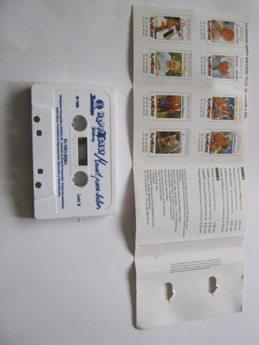 vendo cassette- mozart para bebes