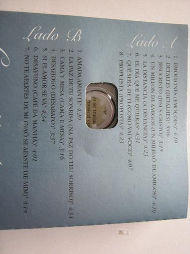 vendo cassette roberto carlos-30 grandes canciones cassete 1