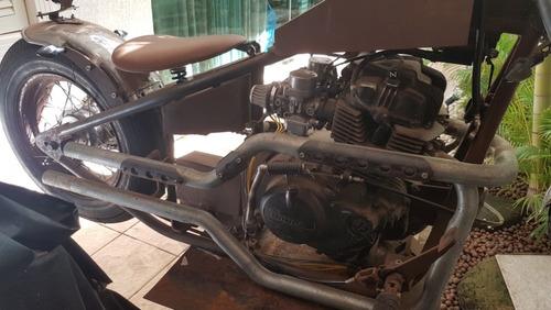 vendo cb400 chopper