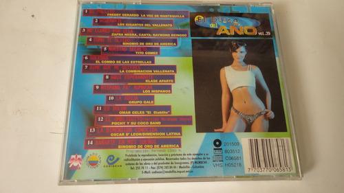 vendo cd el disco del año vol 29