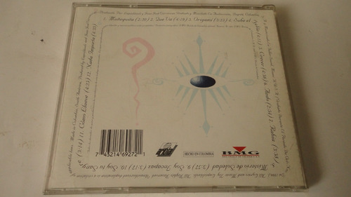 vendo cd original lapiz lazuli -crecer