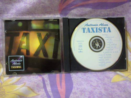 vendo cd original trilha sonora antonio alves  taxista