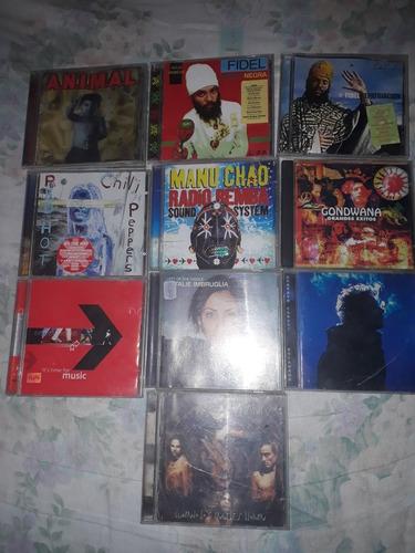 vendo cd's originales