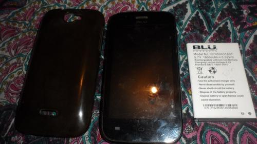 vendo celular blu 4.0 con la targeta madre dañada