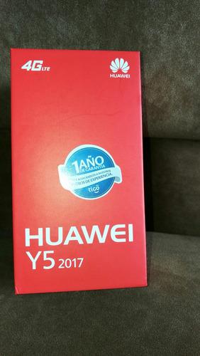 vendo celular huawei y5  2017