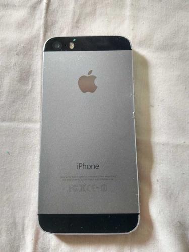 vendo celular  iphone s5 $5.999
