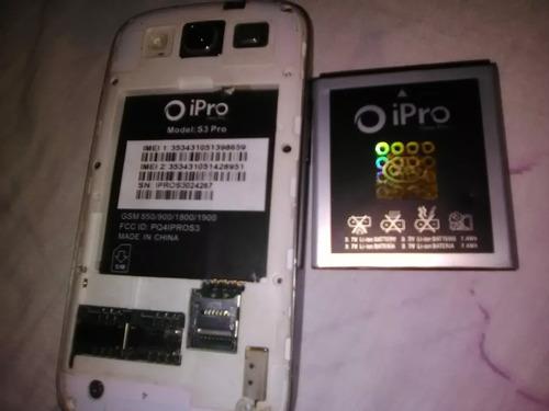 vendo celular ipro s3 chino para reparar o repuesto