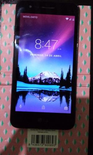 vendo celular lg k4 lite. 10 meses de uso. muy buen estado.